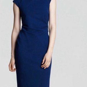 Diane Von Furstenberg Gabi Navy Dress 12